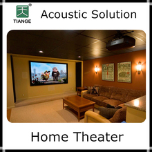 Acoustic solution home theater music system