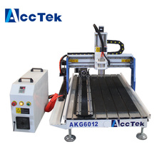 Realiable manufacturer ACCTEK supply high quality cnc router for advertising and woodworking