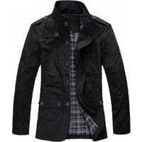 newest fashion design xxx men's jacket