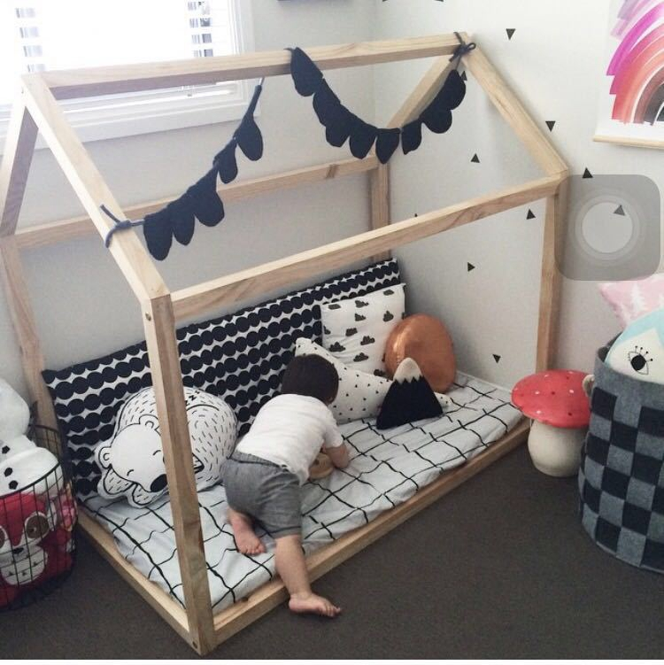 China Manufacturer Hot Selling Customized Children Wood Play Room Wooden Kids Play Houses
