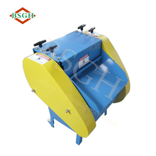 Scrap copper wire recycling machine BS-040 to stripping plastic and copper for reuse