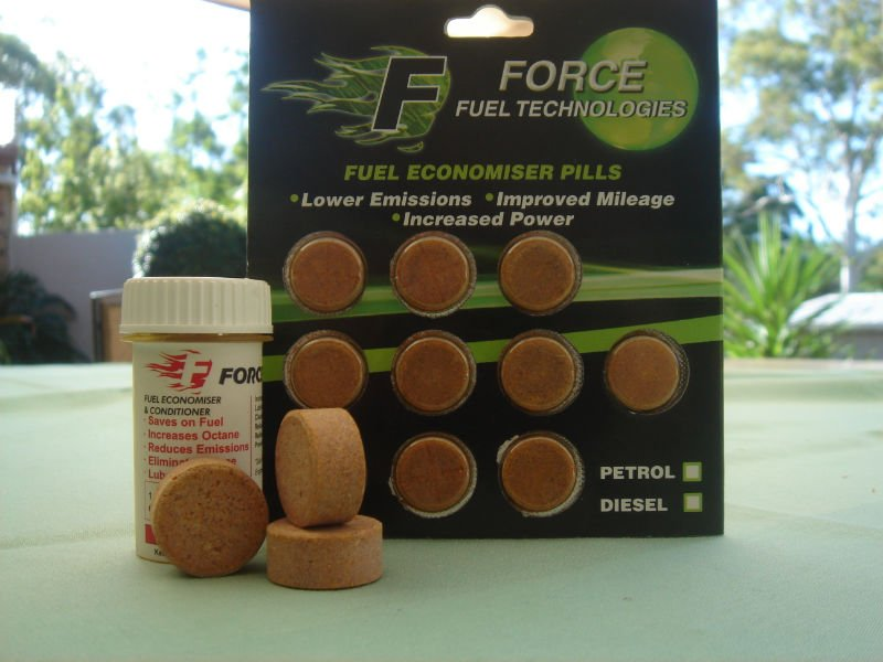 Force Fuel Saver