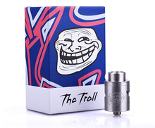 2016 Wotofo RDA The Troll V2/The Troll RDA V2 Wotofo RDA wholesale cool