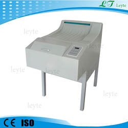 CE certificate medical automatic x-ray film processor