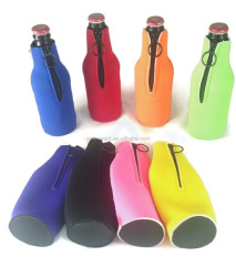 custom neoprene can cooler beer bottle sleeve stubby holders