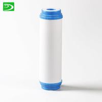 New design GACF10-Y-010 NINGBO Eastcooler CE & NSF certfied home 10 inch UDF active carbon filter cartridge with coconut shell