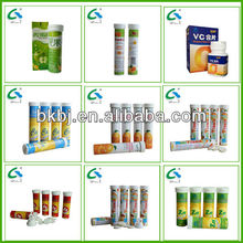 OEM vitamin c effervescent tablet in tubes,popular in the world,distributors wanted