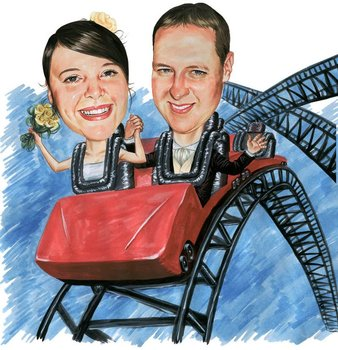 Personalized Caricatures