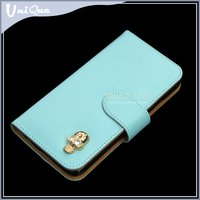 New products credit card holder mobile phone flip case cover for iphone 6,case for smartphone