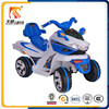China kids motorcycle factory kids plastic motorcycle toys 4 wheels electric motorbike for baby