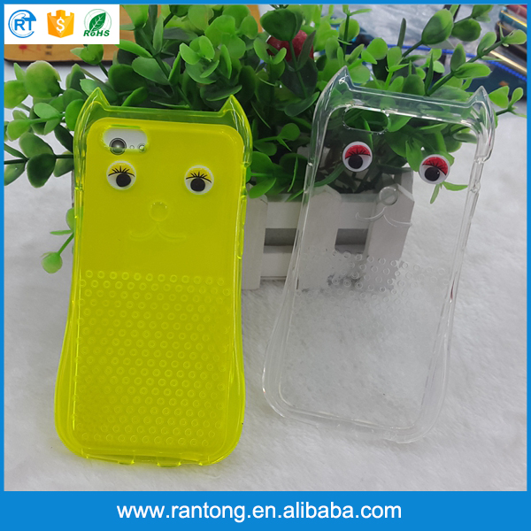 Factory supply custom design one piece phone case for 2015