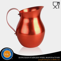 High Quality Modern Stainless steel arabic coffee tea pot