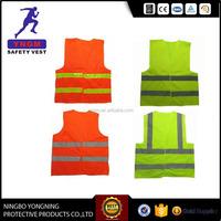 highway road traffic warning reflective safety vest