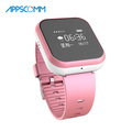2017 APPSCOMM Smart Watch Bluetooth GPS Positioning Kids Safety Tracker Wristwatch with Phone Calling for Smart Phones