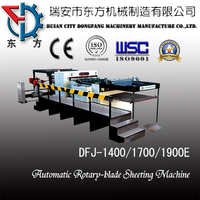 Rotary paper sheeter/ Roll Paper Cutting Machine