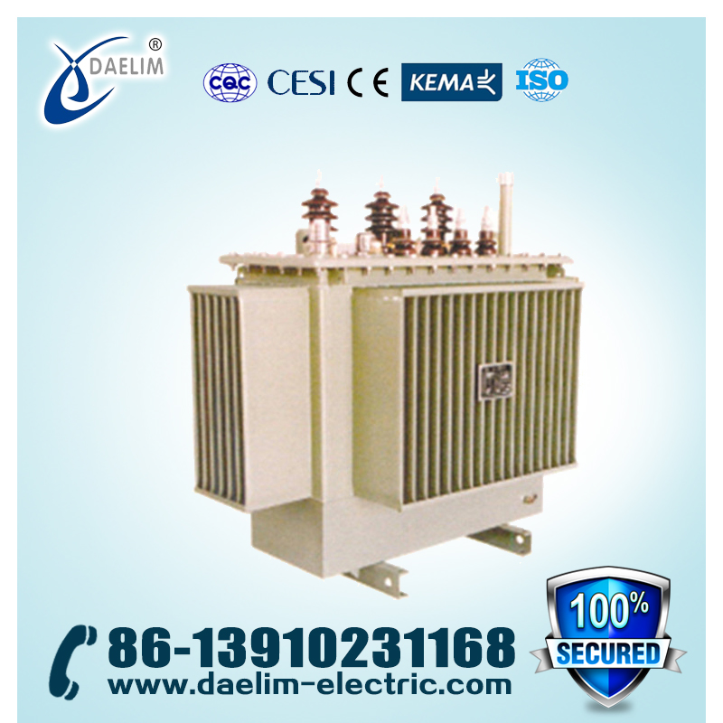 Good value 33kv 4000kva ONAN Oil-immersed Distribution Transformer