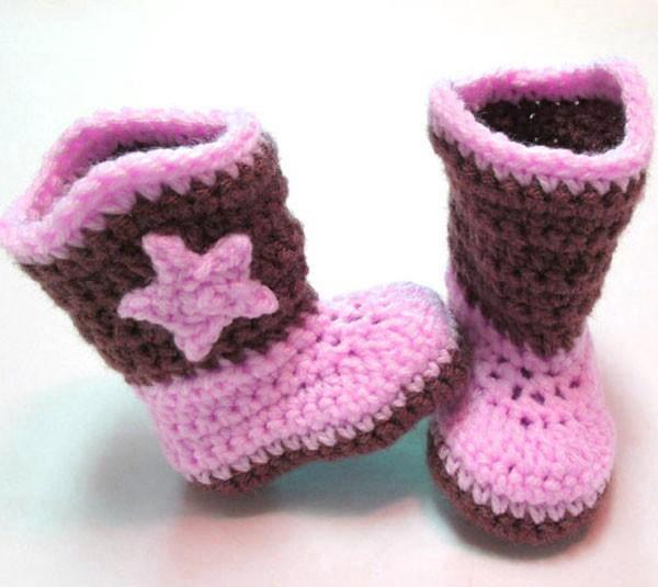 Crochet New Design : New Design Crochet Baby Booties For Baby - Buy Baby Booties,Crochet ...