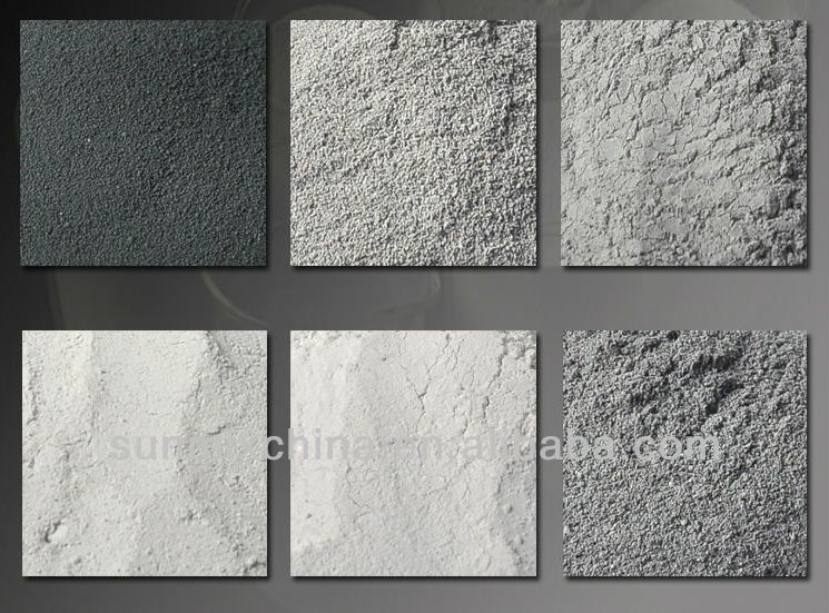 densified microsilica/silica fume for cement/concrete