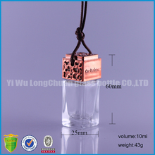 10ml hot sale hanging car air freshener