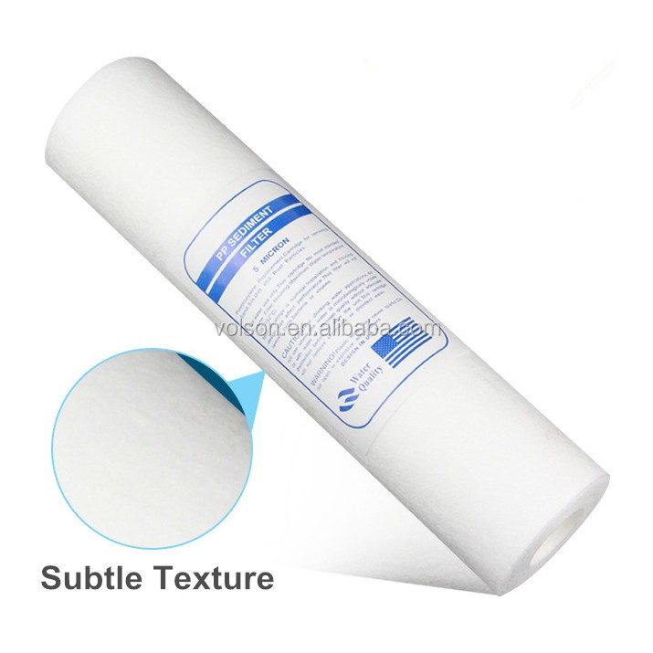 PP 5 micron filter cartridge for water Filters and Filtration Systems