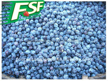 wholesale price for IQF/froze bulk blueberry 2015 new crop