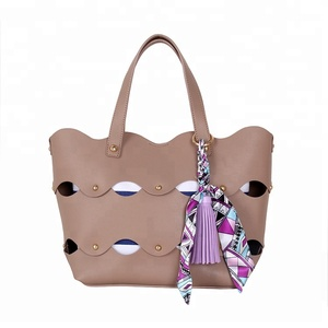 High quality ladies bags handbag from handbags manufacturer china with  flower b7d7808d618f1