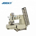 JK4412P Cylinder Bed Multi-needle Double Chain Stitch Sewing Machine