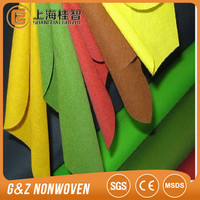 PP Spunbonded Non woven Recycalde Fabric Colorful Pillow Cases
