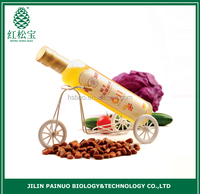 Painuo Pine Nut Kernel Oil Ingredient for cooking blend oil ,medical medium ,cosmetics use,health care drink ,essential oil
