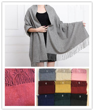 hot sale winter shawl 2015 fashionable cashmere scarf wholesale