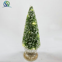 Portable Mini Imperial Artificial Christmas Tree with Electroplate Ball