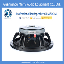 2016 wholesale price high quality speakers subwoofer 10 inch bass speaker