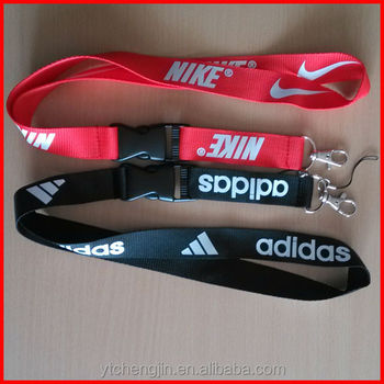nike lanyard card holder / custom car key lanyards