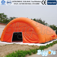 Inflatable Military Snow Globe Tent Giant Inflatable Dome Tent