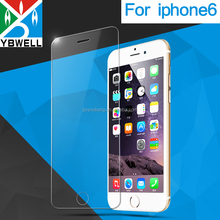 9h screen protector for Iphone , 0.2mm/0.3mm high quality Toughened Glass membrane