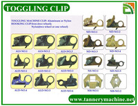 adjustable cable clamp plastic retaining spring clips