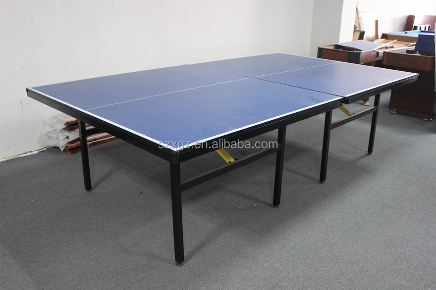 Double folding cheap table tennis table for sale mdf - Folding table tennis tables for sale ...