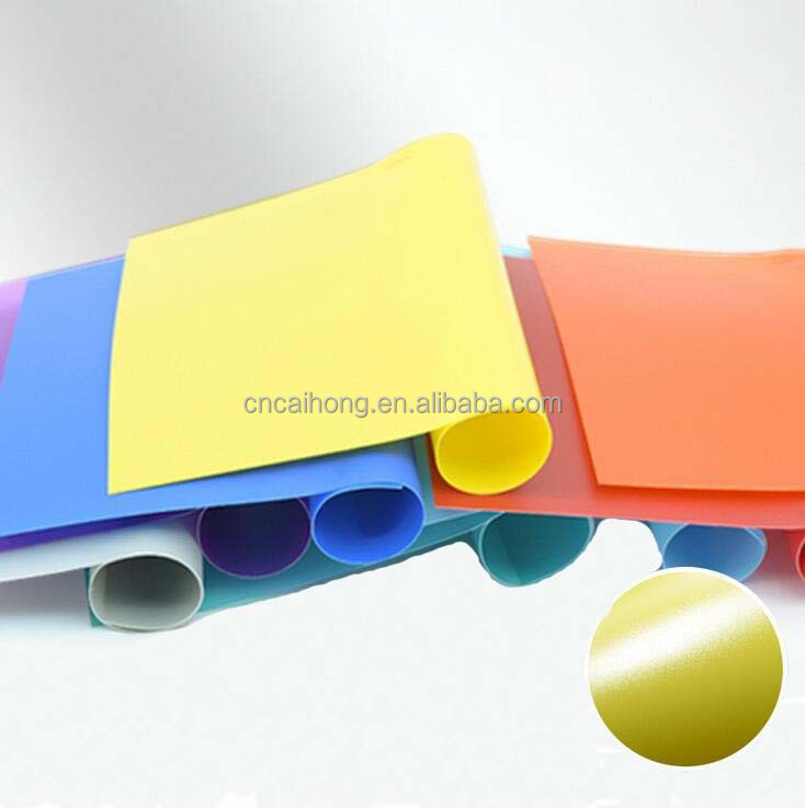 OEM factory colorful rigid pp polypropylene sheet pp sheet roll plastic sheets
