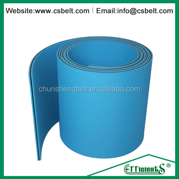 Wholesale in china oil <strong>resistant</strong> rubber paper folding machine belt