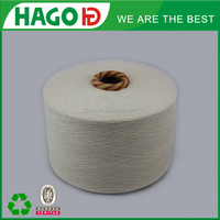 elitex open end machines/recycled cotton yarn,yarn for knitting