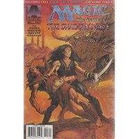Magic The Gathering Comic Book: Shadow Mage #3