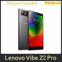 Original Lenovo K920 Vibe Z2 Pro 4G LTE Mobile Phone Snapdragon 801 Quad Core 2.5GHz 6.0 inch 2560x1440 3GB 32GB 16MP 4000MAH