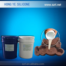 transparant liquid silicone rubber for manual mold