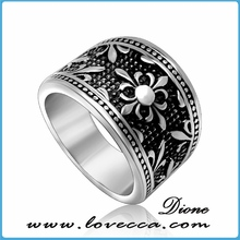 Only 12pcs china regional feature guys purity ring