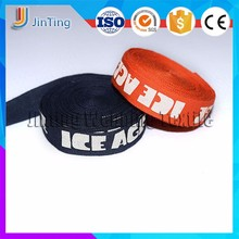 Cheap price printing cotton webbing for safety belt