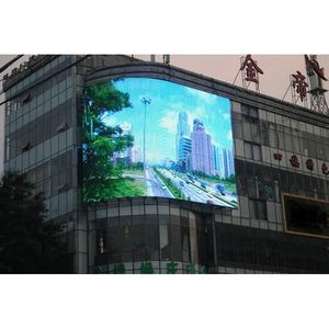 High Definition Low Consumption outdoor led advertising screen price