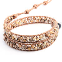 Popular Women Accessories Custom Beaded Bracelet