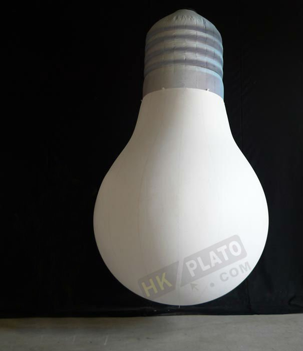 Advertising inflatable light bulb,inflatable advertisement laptop product customized size and logo
