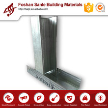 Customized widely use wall protection high strengh drywall metal stud and track