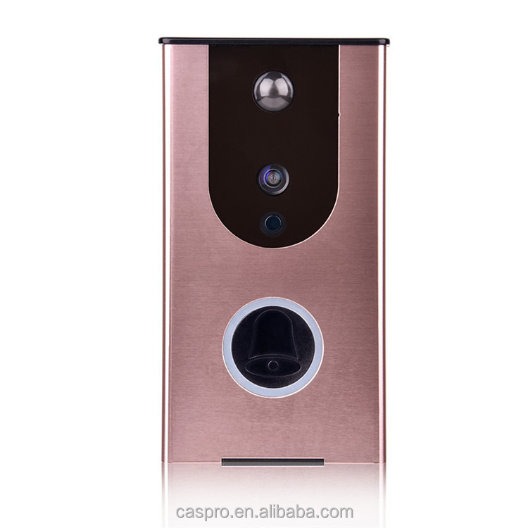 Smart Wi-Fi Remote Control Electronic Visible Doorbell